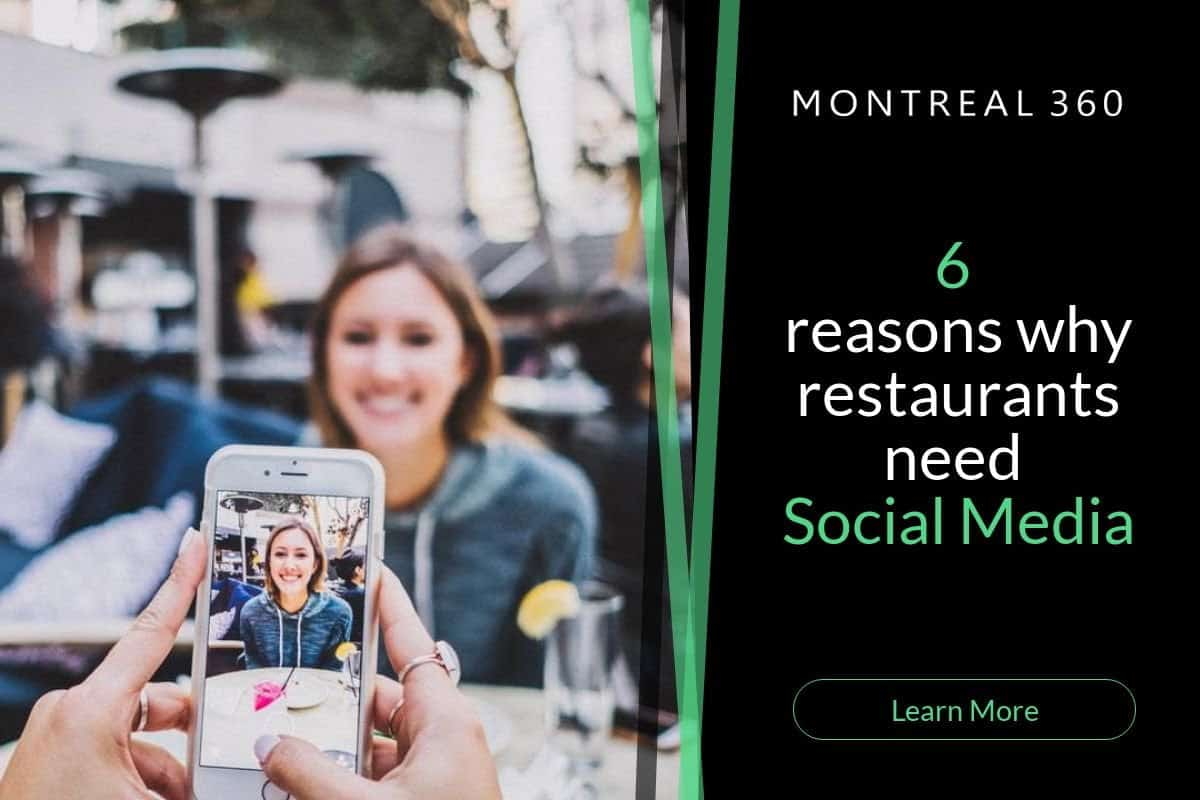 6 Reasons Why Restaurants Need Social Media