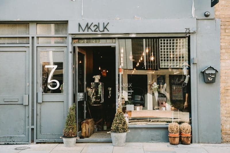 Keep a Well-Maintained Storefront to get more local foot traffic