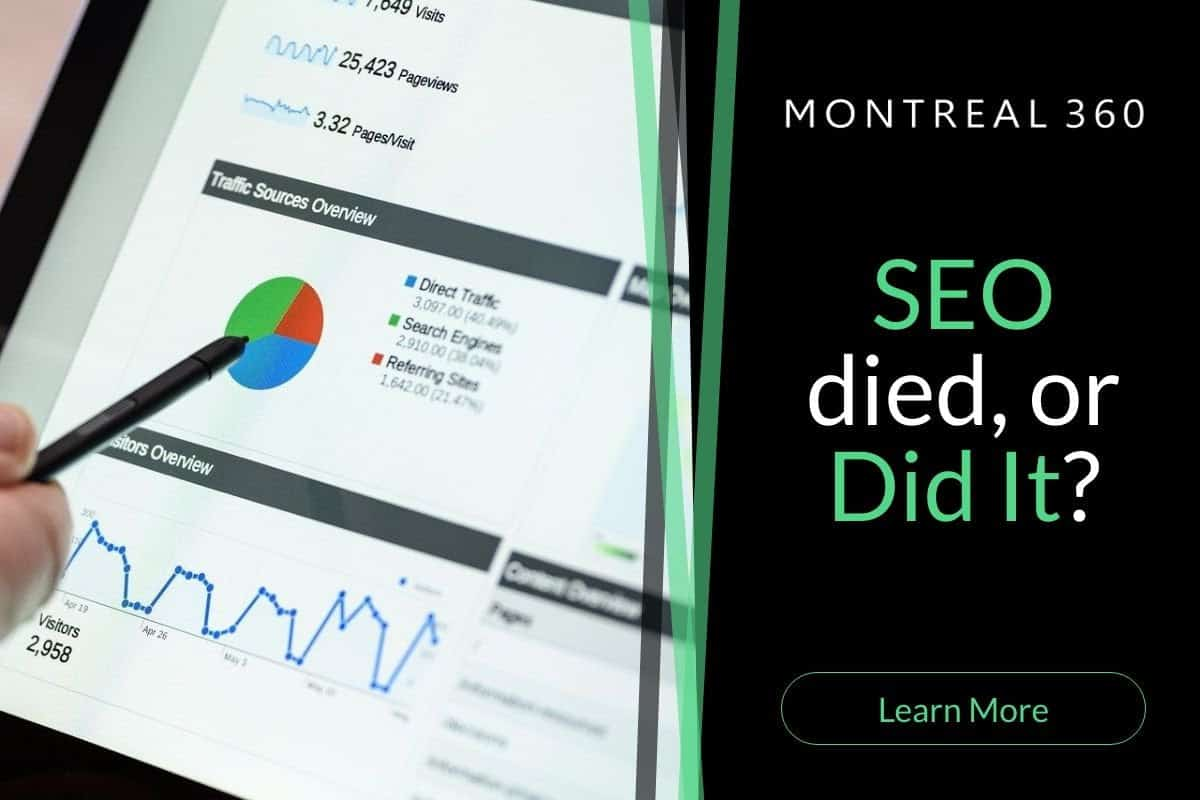SEO Died, or Did it?