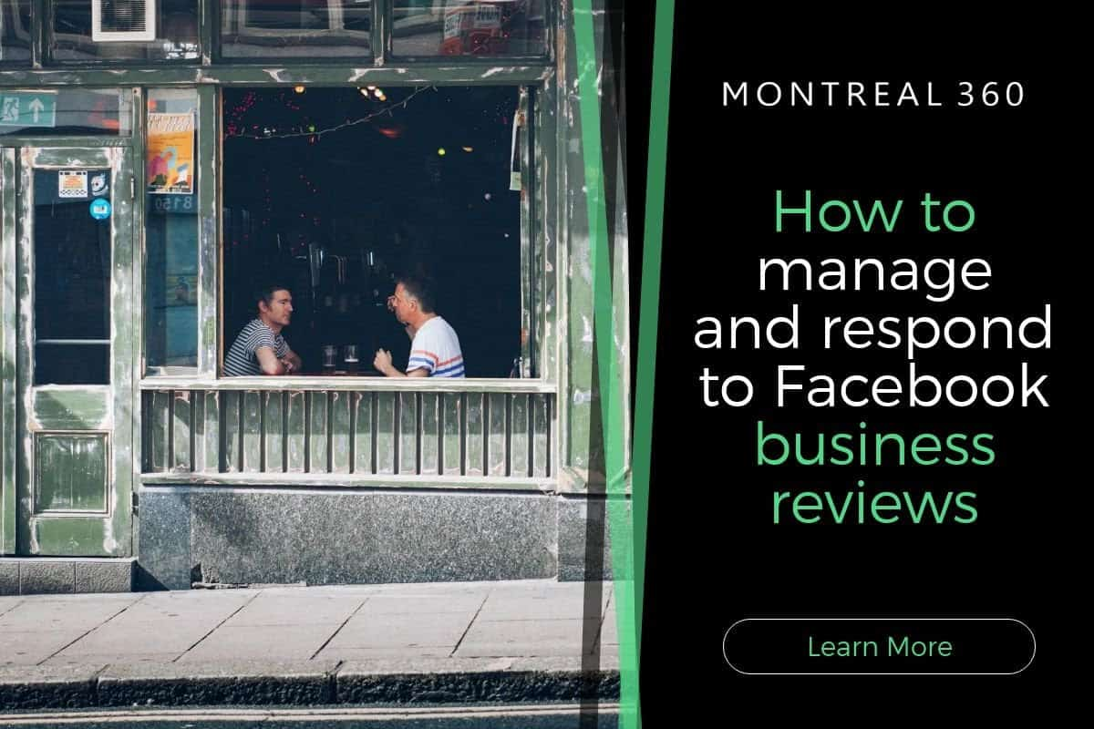 Facebook Business Reviews: How to Manage and Respond to them